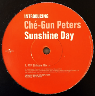"Clock Introducing Che-Gun - Sunshine Day (12"") (Promo) (VG-/G)"